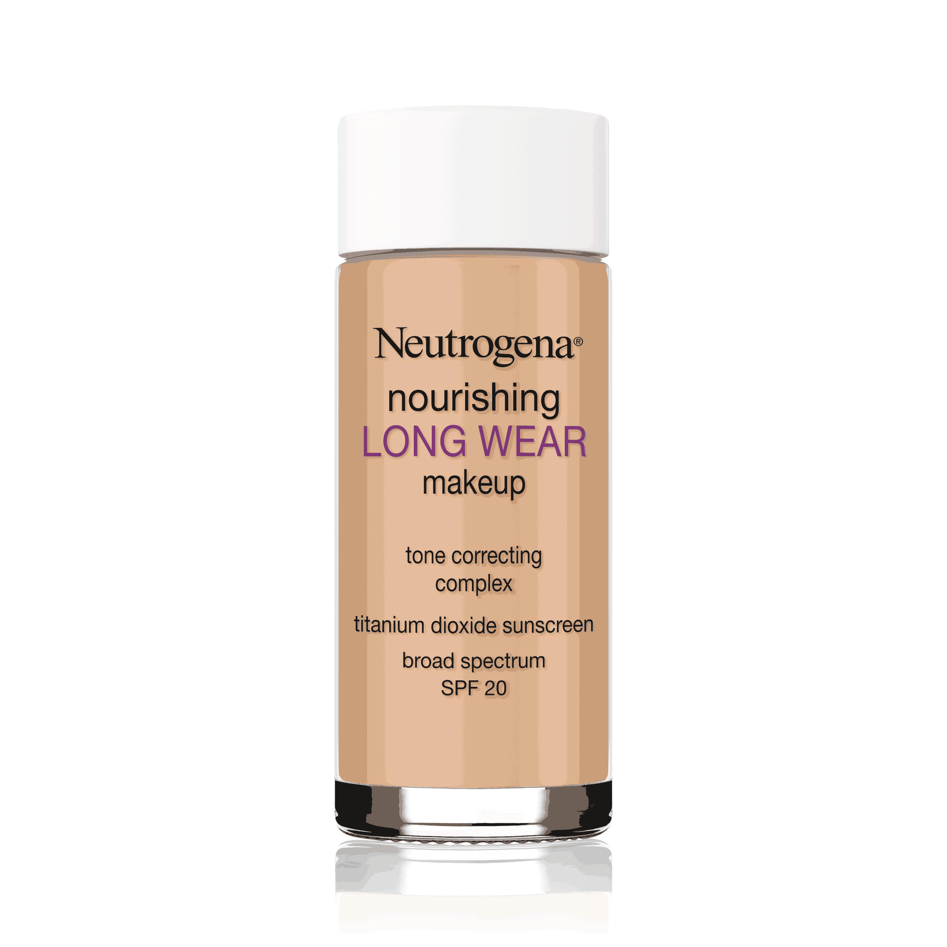 Nourishing Long Wear Makeup Broad Spectrum SPF 20