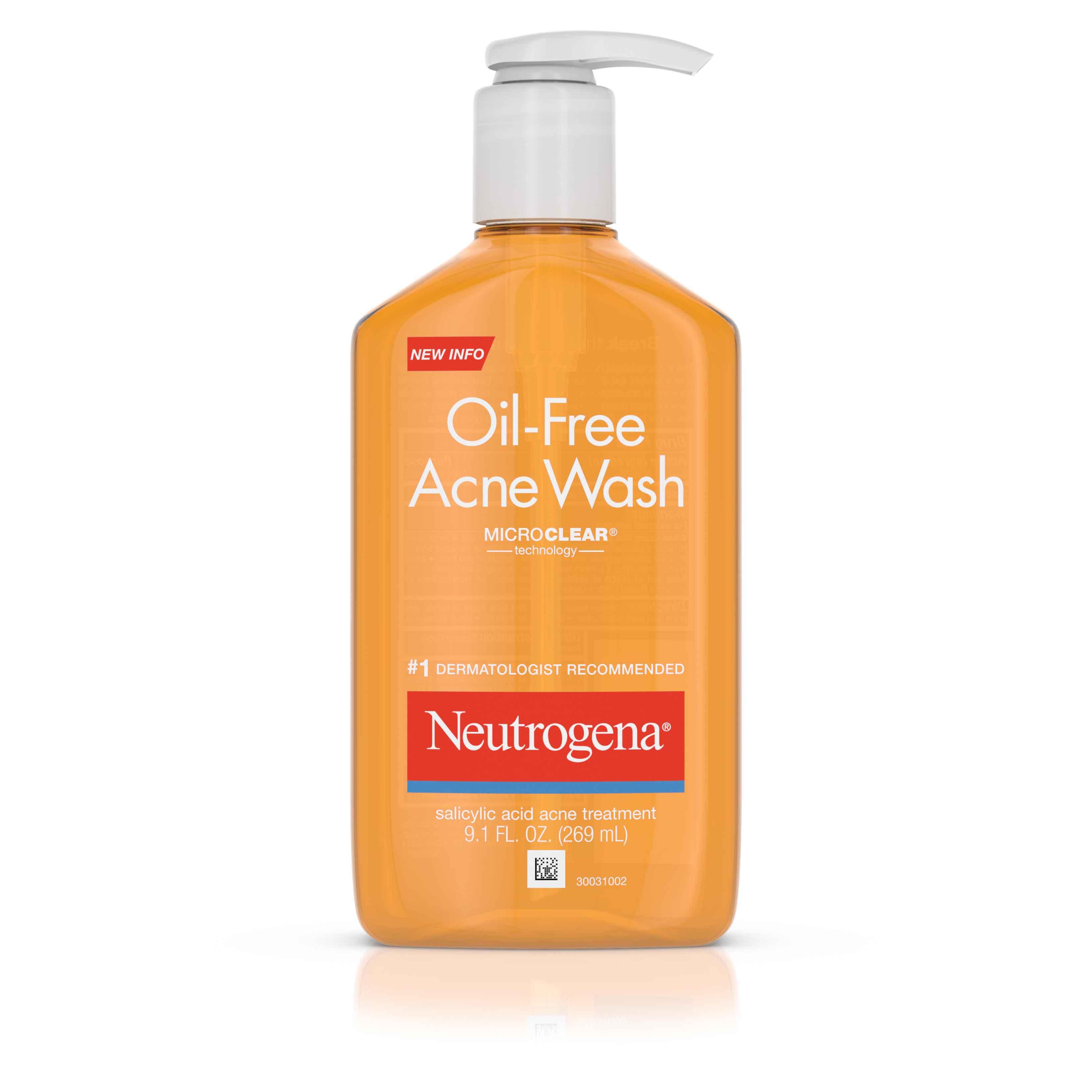 Oil-Free Acne Wash