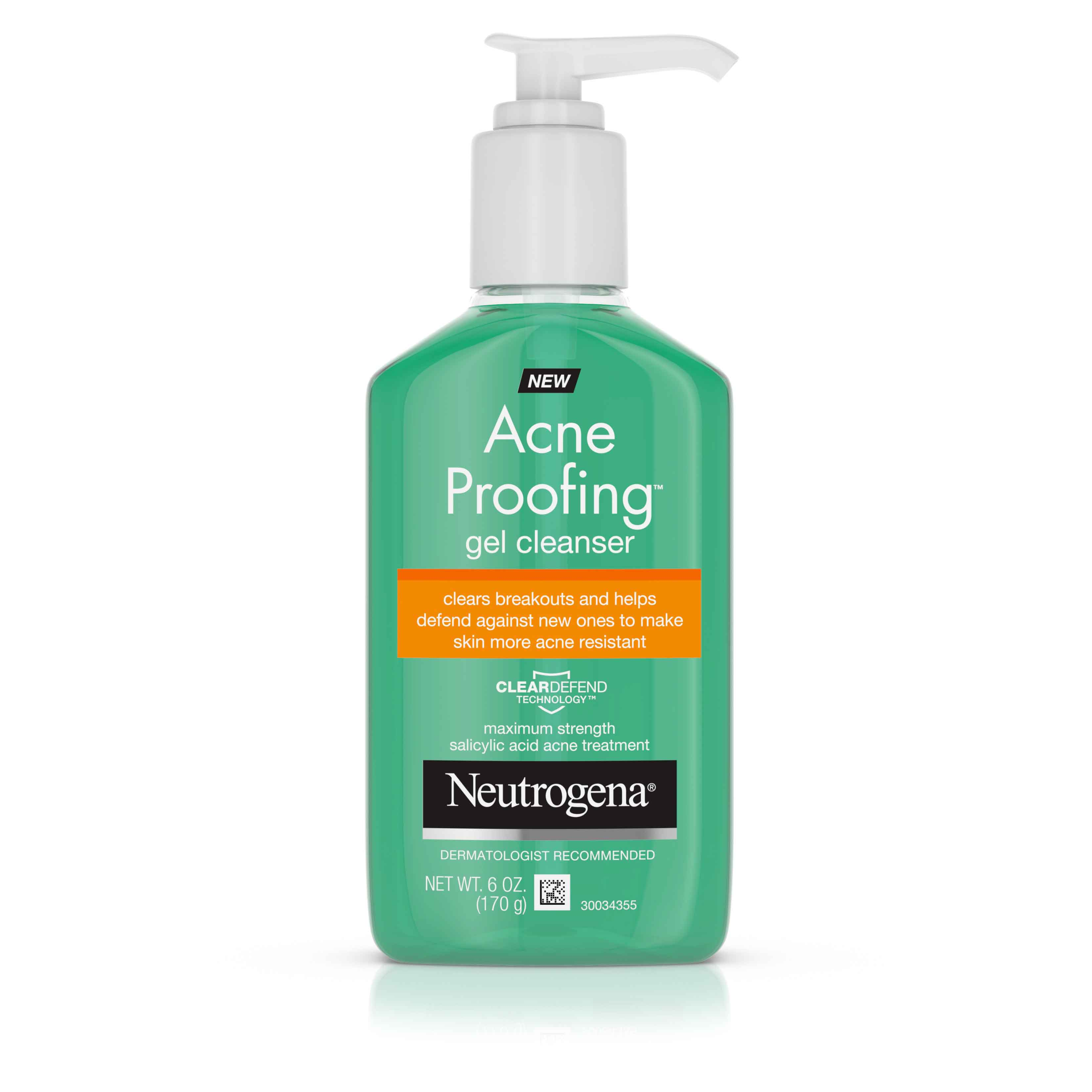 Acne ProofingTM Gel Cleanser