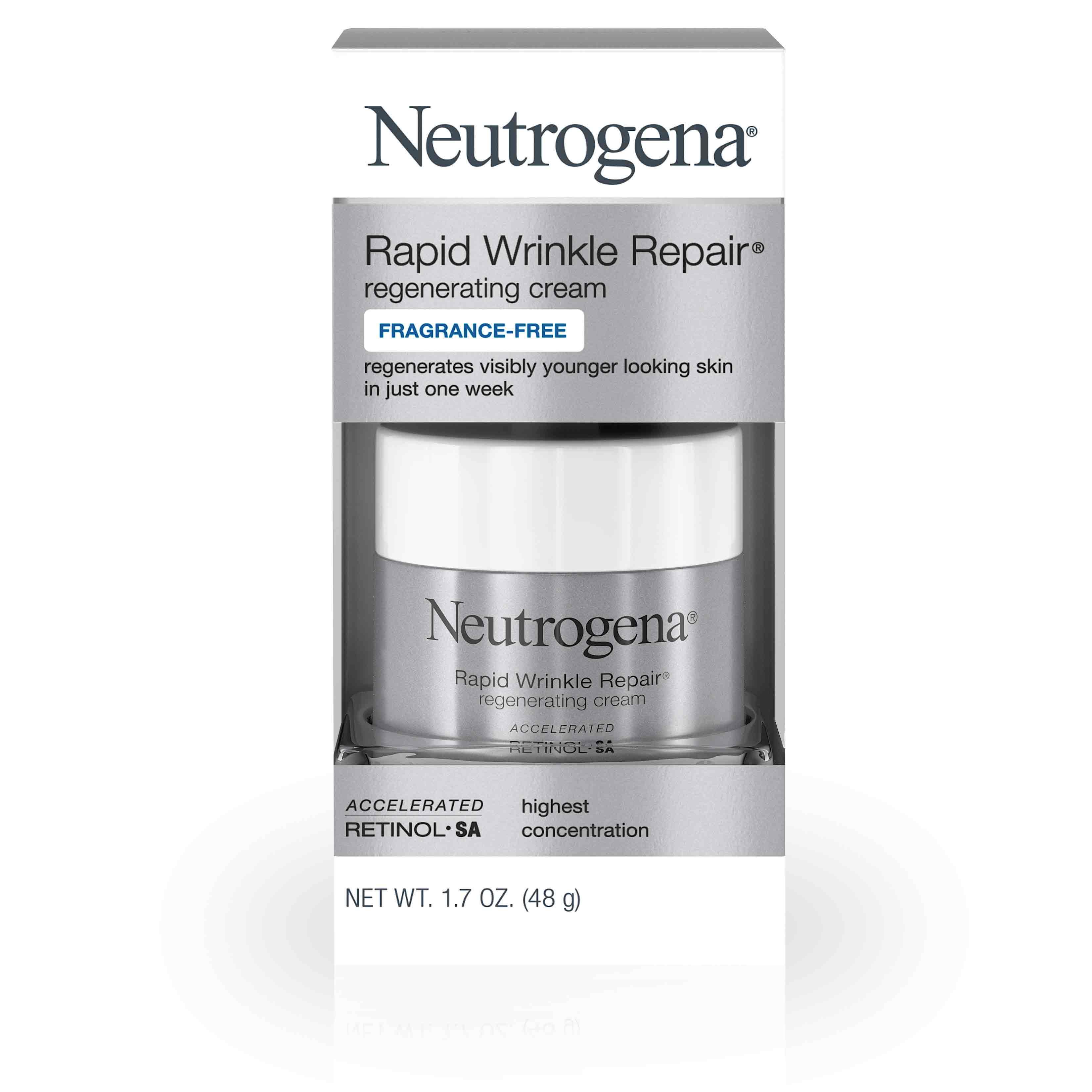 Rapid Wrinkle Repair® Regenerating Cream—Fragrance Free