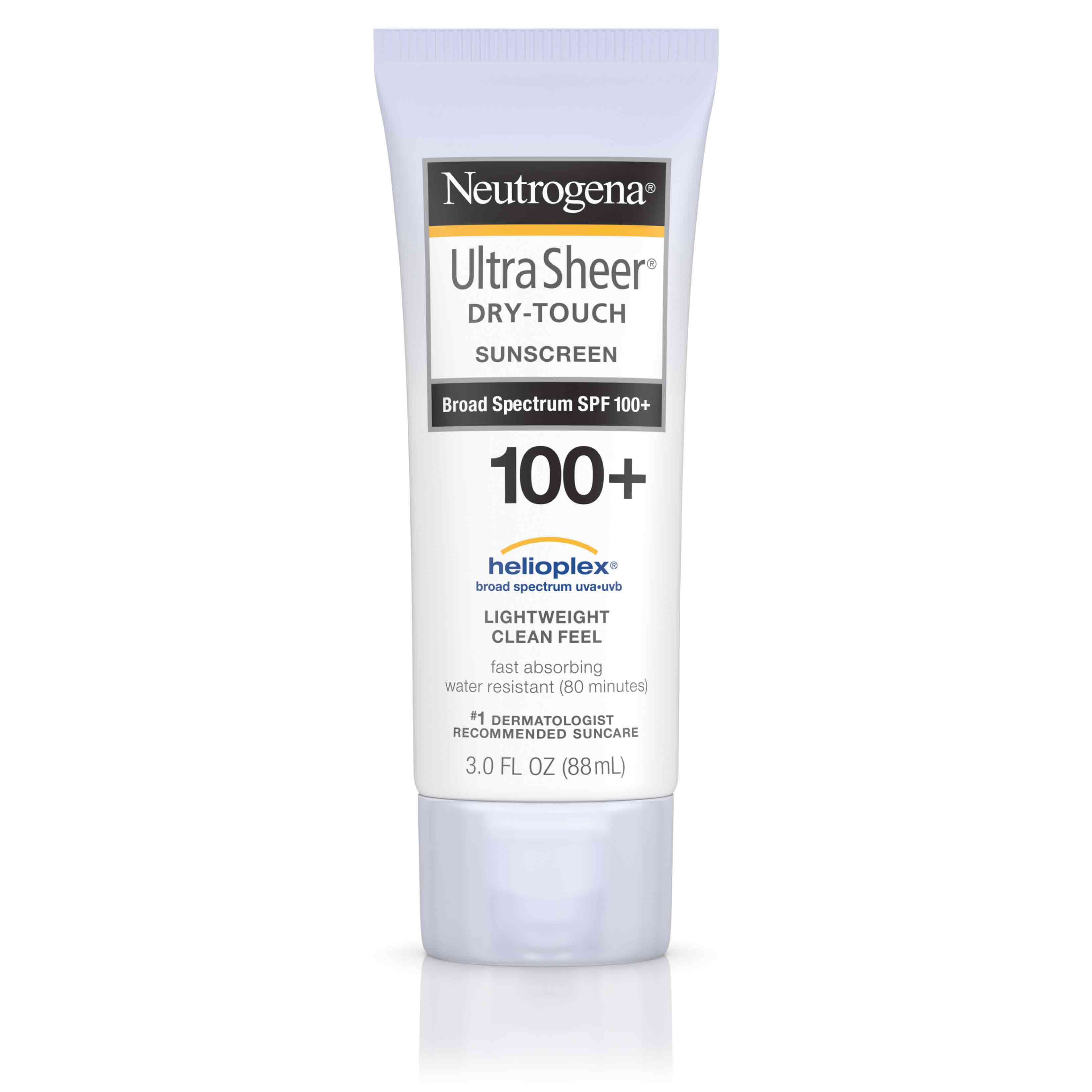 Ultra Sheer® Dry-Touch Sunscreen Broad Spectrum SPF 100+