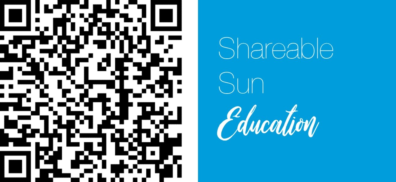 Shareable Sun Education download